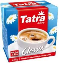 Mléko Tatra kondenzované Classic 7.5%