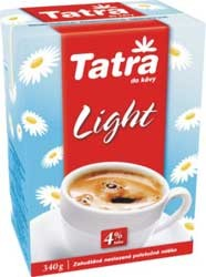 Mléko Tatra light zahuštěné 4%