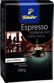Tchibo Espresso Sizilianer Art zrnková 500 g