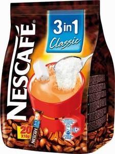 Káva Nescafé 3v1 Classic 20 x 18g